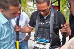 Survey training in Brazil