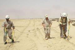 Desert survey Yemen