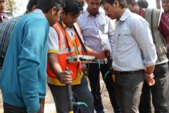 Survey training in India