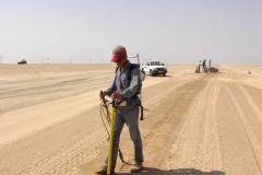 Water tanker survey