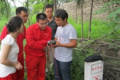 CorrReader during PetroChina field tests
