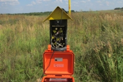 Smart logger monitoring for stray currents in Russiat