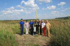 Cathodic protection survey training in Russia