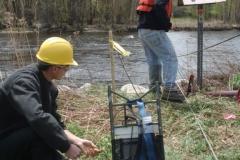 River crossing survey