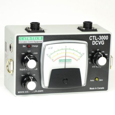 CTL-3000 Analogue DCVG Instrument